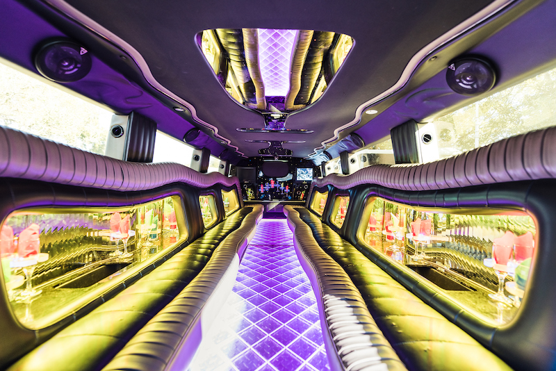 Hummer Stretch Limo Lakeland