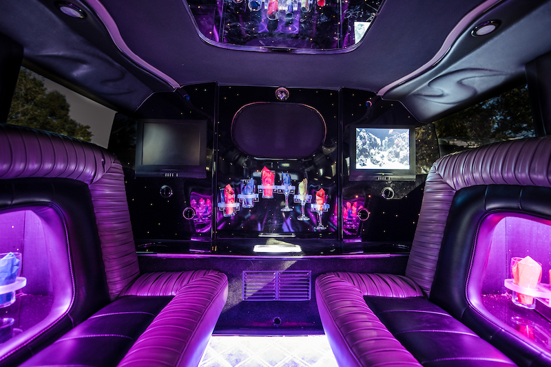 Lakeland Hummer Stretch Limousine