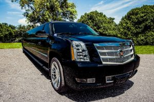 Black Escalade Lakeland