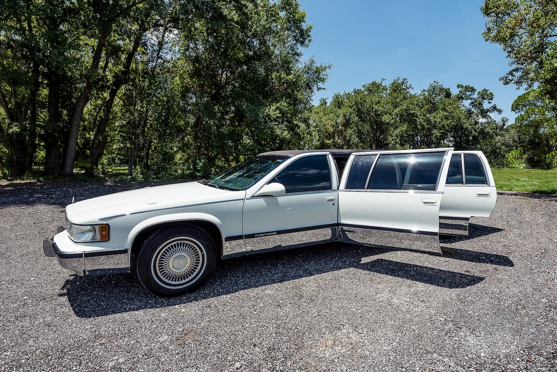 Cadillac Limo Brandon