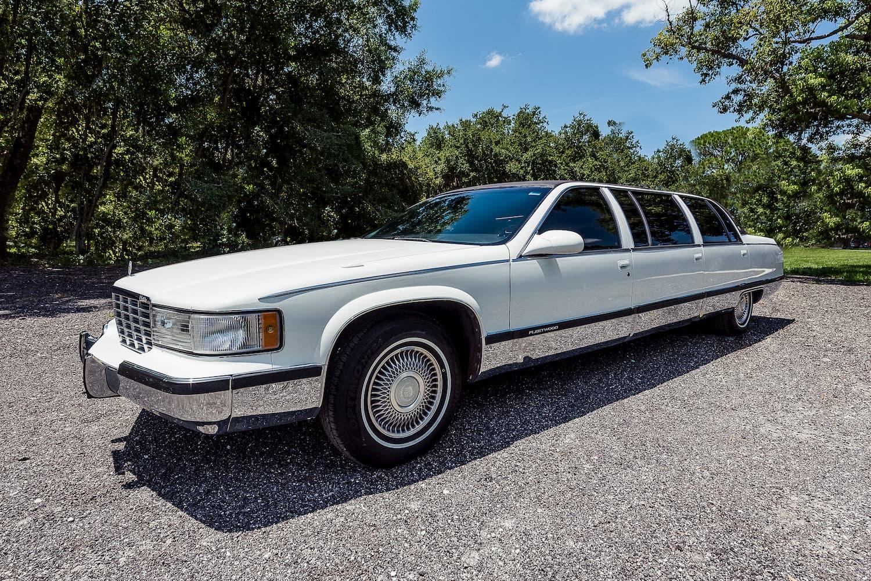 Cadillac Limo Lakeland