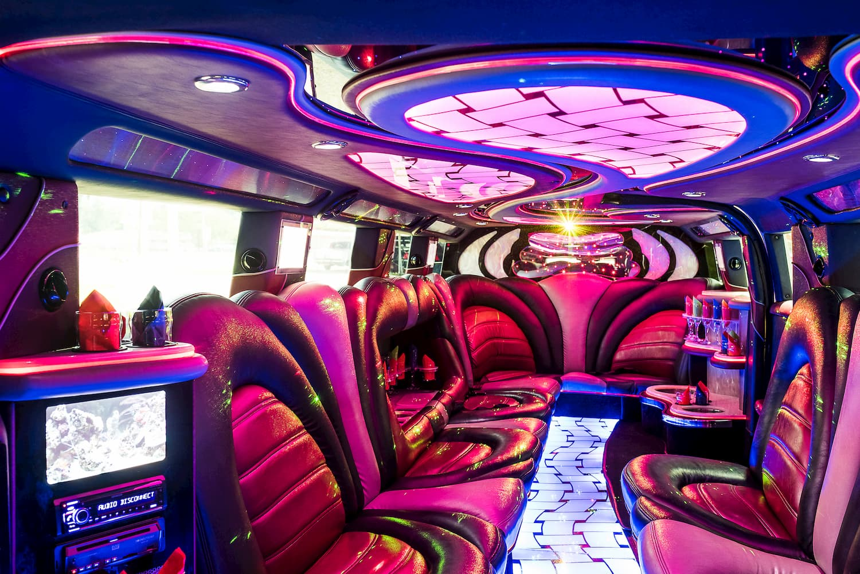 Hummer Limousine Lakeland